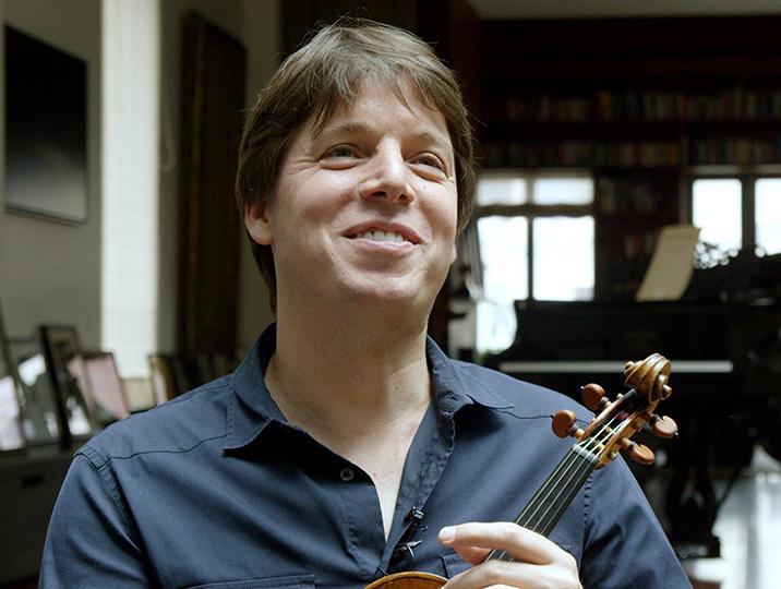 Joshua Bell – Grammy-winning American Violinist