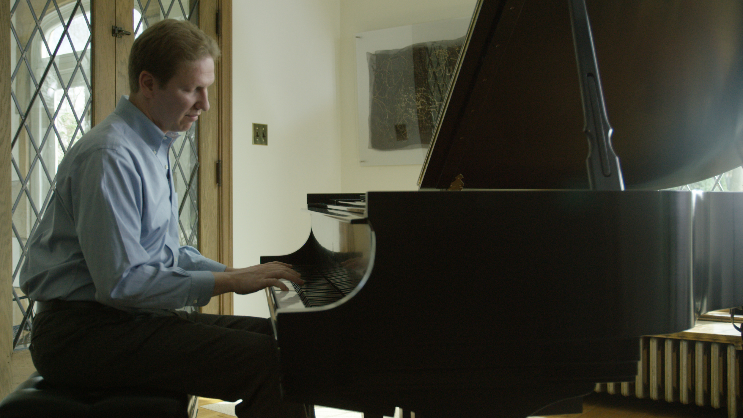 Pierre van der Westhuizen - Pianist and President of the Cleveland International Piano Competition