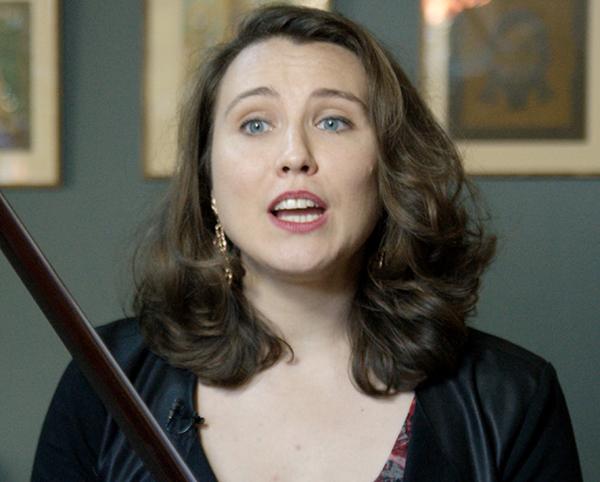 Jennifer O'Loughlin - Soprano