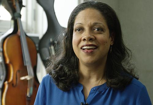 Astrid Schween – Cellist