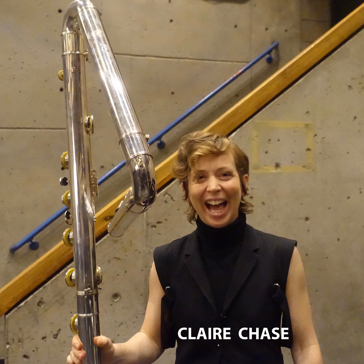 Claire Chase