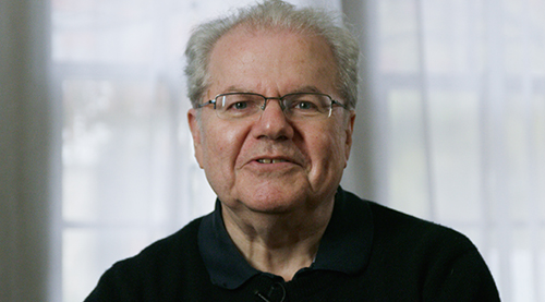 Emanuel Ax – Pianist and Educator
