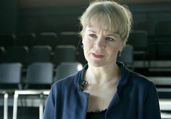 Susanna Mälkki – Conductor