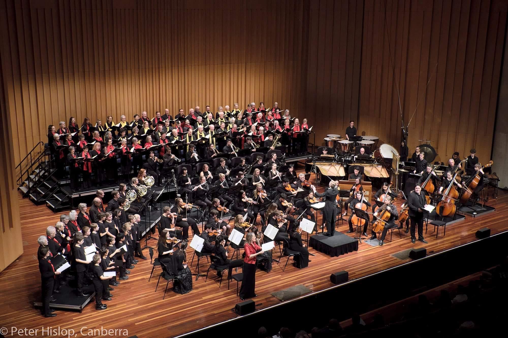 Carmina Burana - Canberra Youth Orchestra