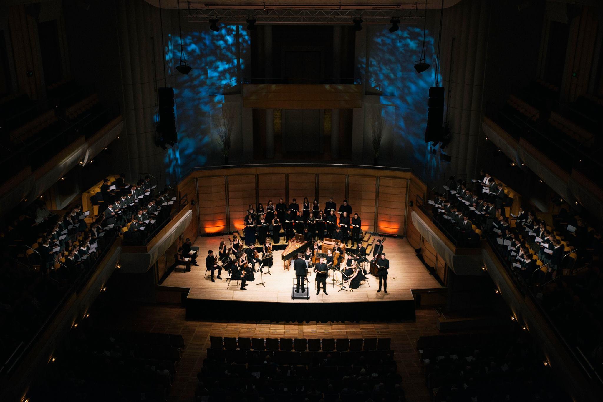 J.S Bach:St John Passion - City Recital Hall / April 2017