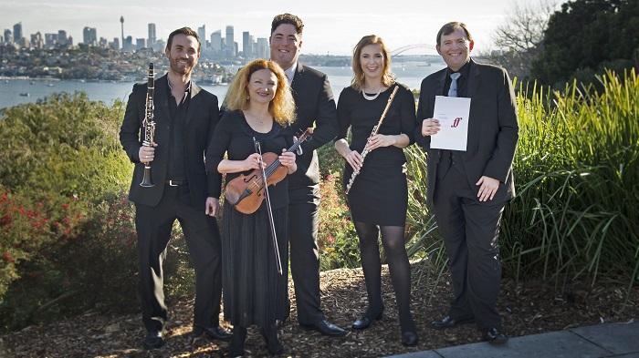 Hourglass Ensemble - October 2015 / Sydney Opera House