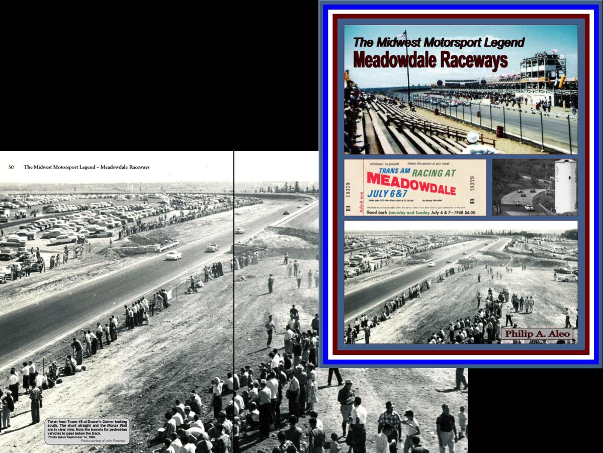 The Midwest Motorsport Legend: Meadowdale Raceways