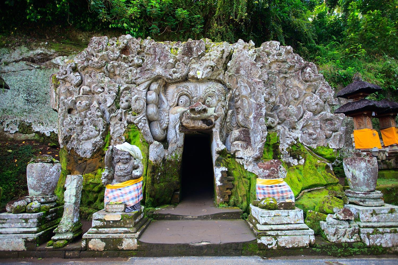 Goa Gaja (Elephant Cave) | Ubud, Bali