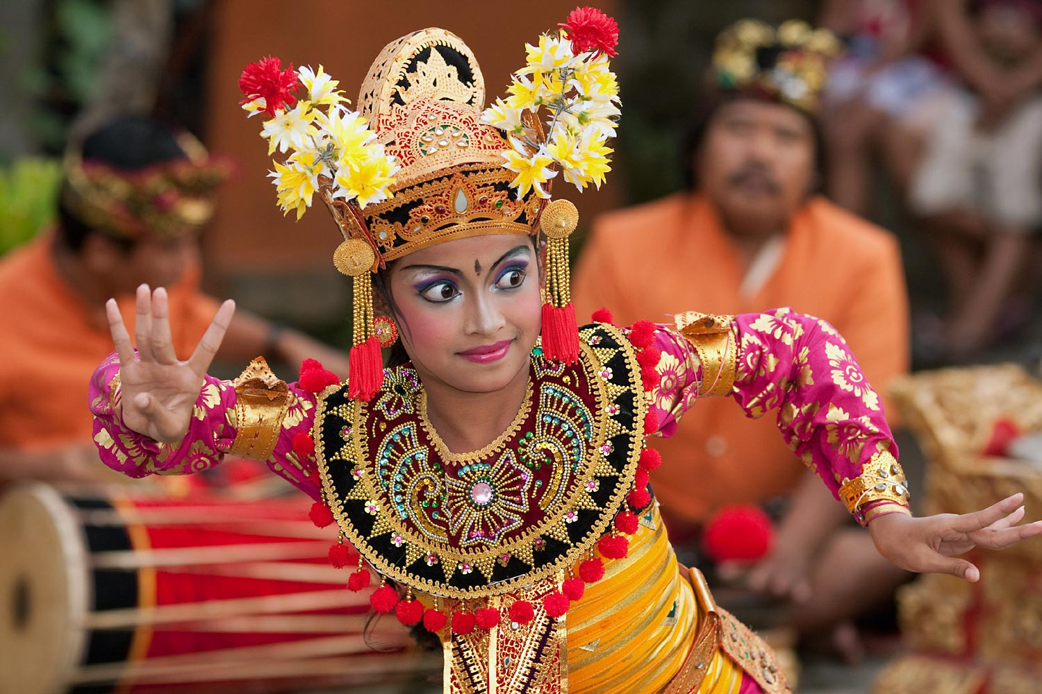 Ubud dance will enchant Honeymooners