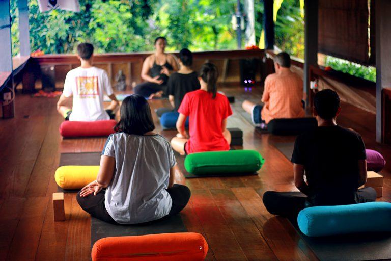 Image: Chakra Yoga Studio, Ubud