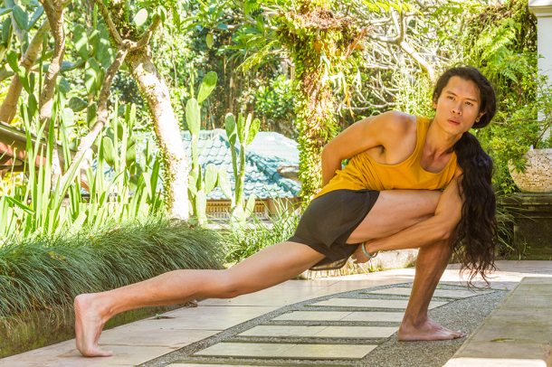 Image: Taksu Yoga, Ubud