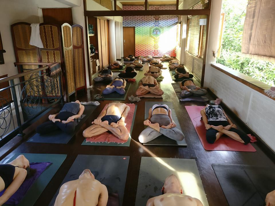 Image: Spacious Yoga