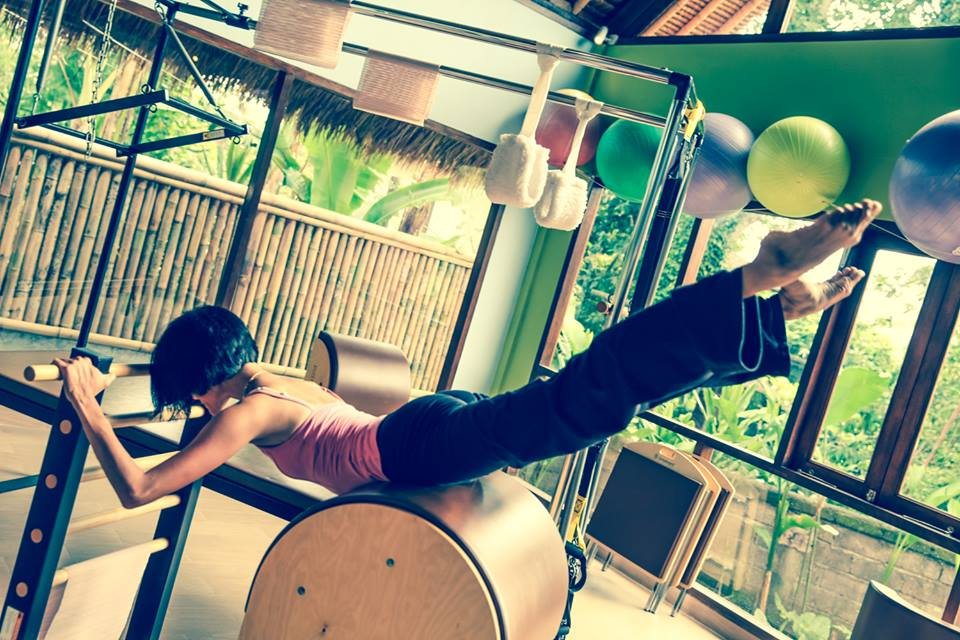 Image: Movement Matters Pilates Studio, Ubud