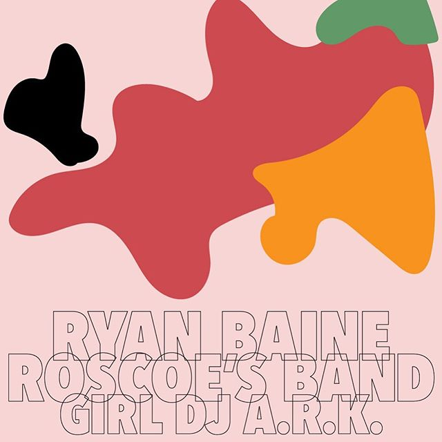 I'll be playing records in LA 🎶 tonight in support of @ryanryan_baine 🎸 + @roscoesband  @thelovesongbar (downtown) 9~close