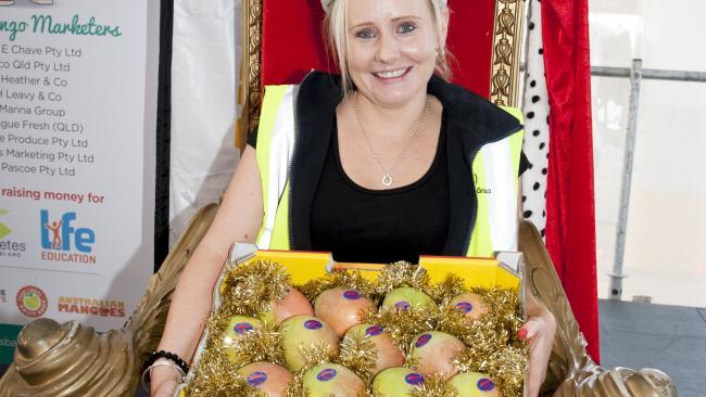 Brisbane Mango Auction