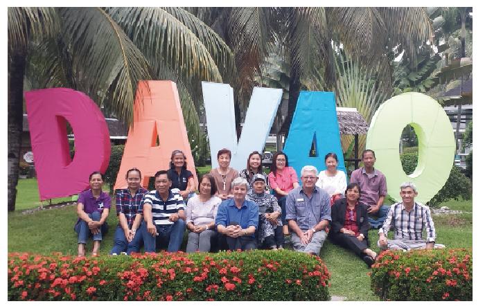 Davao team photo