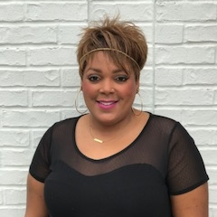 Shari Barnes   Owner    Shari was part of the industry before even graduating from high school. She has 20 years of experience under her belt. She started working for Laura in 1998. Working for Laura dramatically changed her life, which resulted in continuing Laura's legacy after her passing, by opening a salon honoring her. Her nickname is Edward Scissor hands because she is so quick and precise when cutting hair. She no longer takes new clients, however she has personally educated all of our designers in cutting. She is passionate about hair and people. She thrives when seeing others succeed in life, and loves bringing out other people's creativity. Her love for the Lord shows in the way she treats her employees, and runs her business.