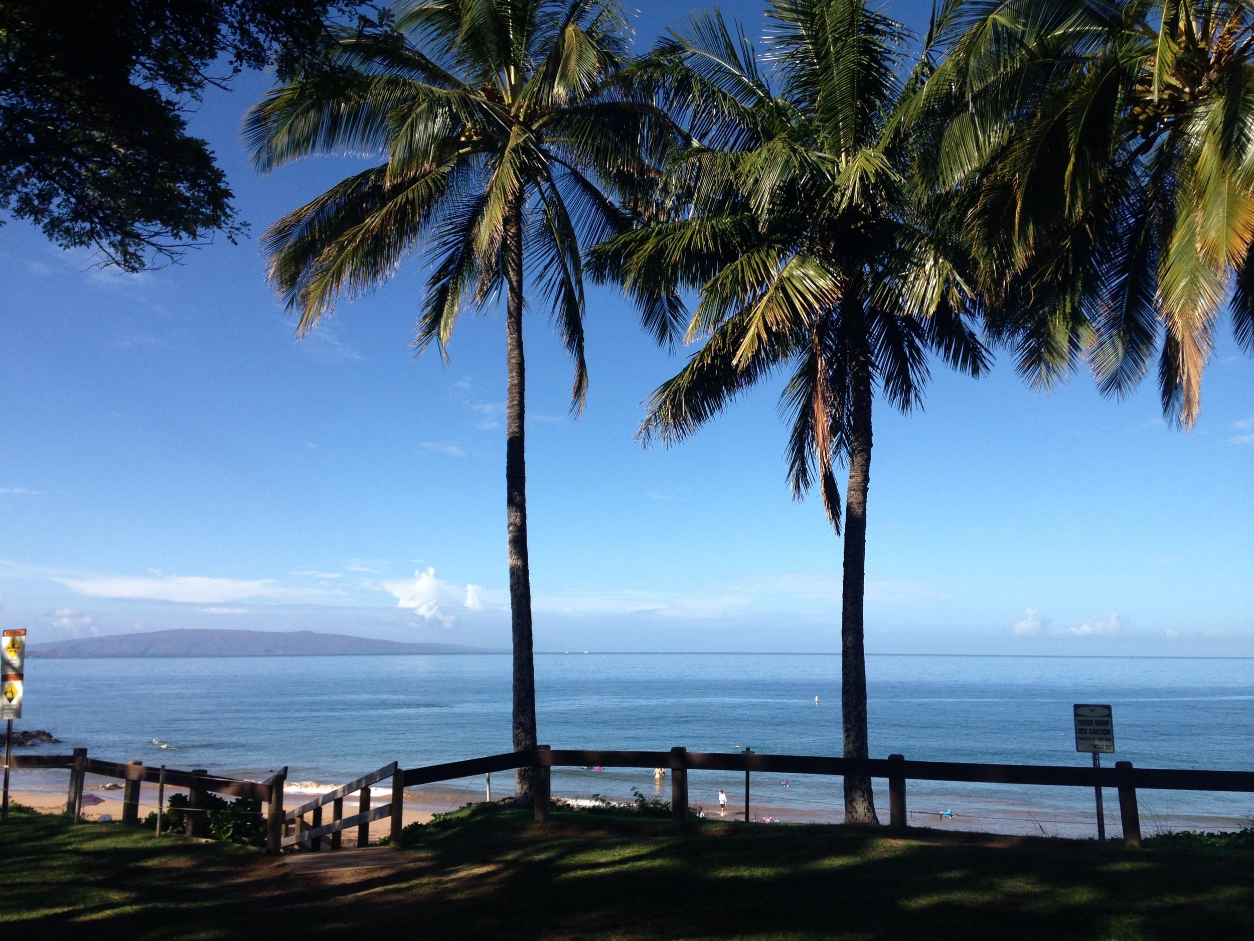 Kamaole III Park  Kihei, Maui