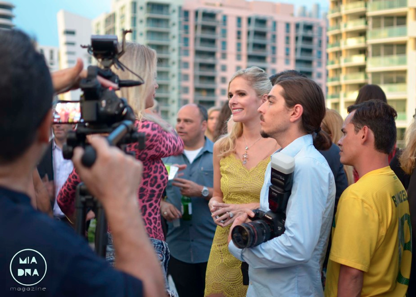 Miami Fashion Week Event, The Betsy Hotel, South Beach                                       Photo Credit: MiamiDNAcom, Agata Rek
