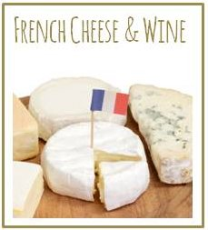 French Cheese and Wine Tasting