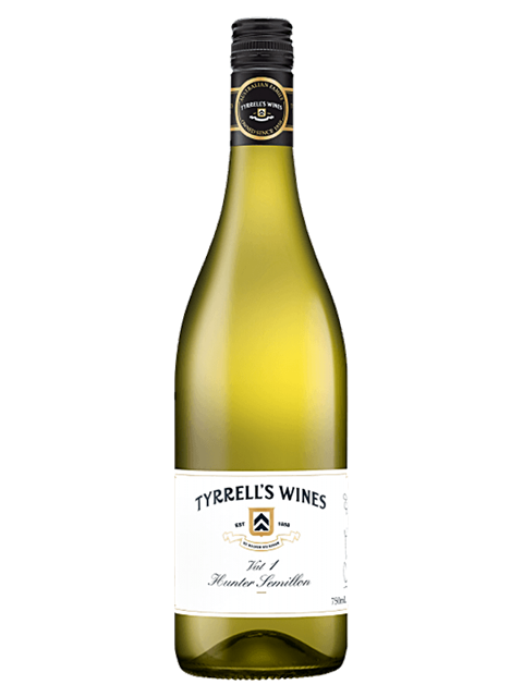 Tyrrell's Vat 1 Semillon $70                 Vat 1 Hunter Valley Semillon is one of the country's true individuals and has proven impossible to imitate. Widely regarded as one of Australia's great white wines.