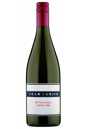 Shaw and Smith M3 Chardonnay $40         Trademark M3 elegance and restraint with an extra dimension of creaminess through the finish