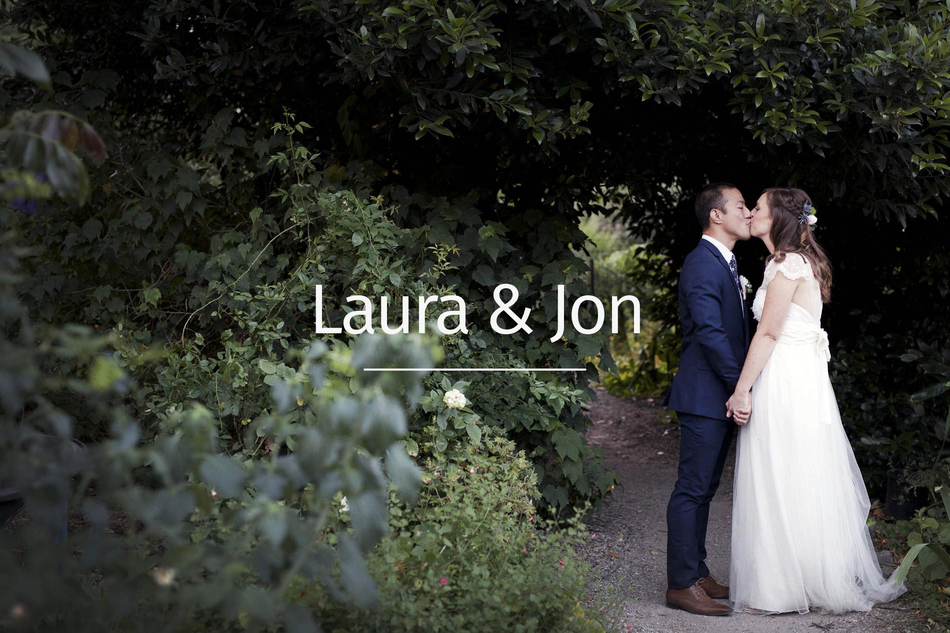 Laura and Jon