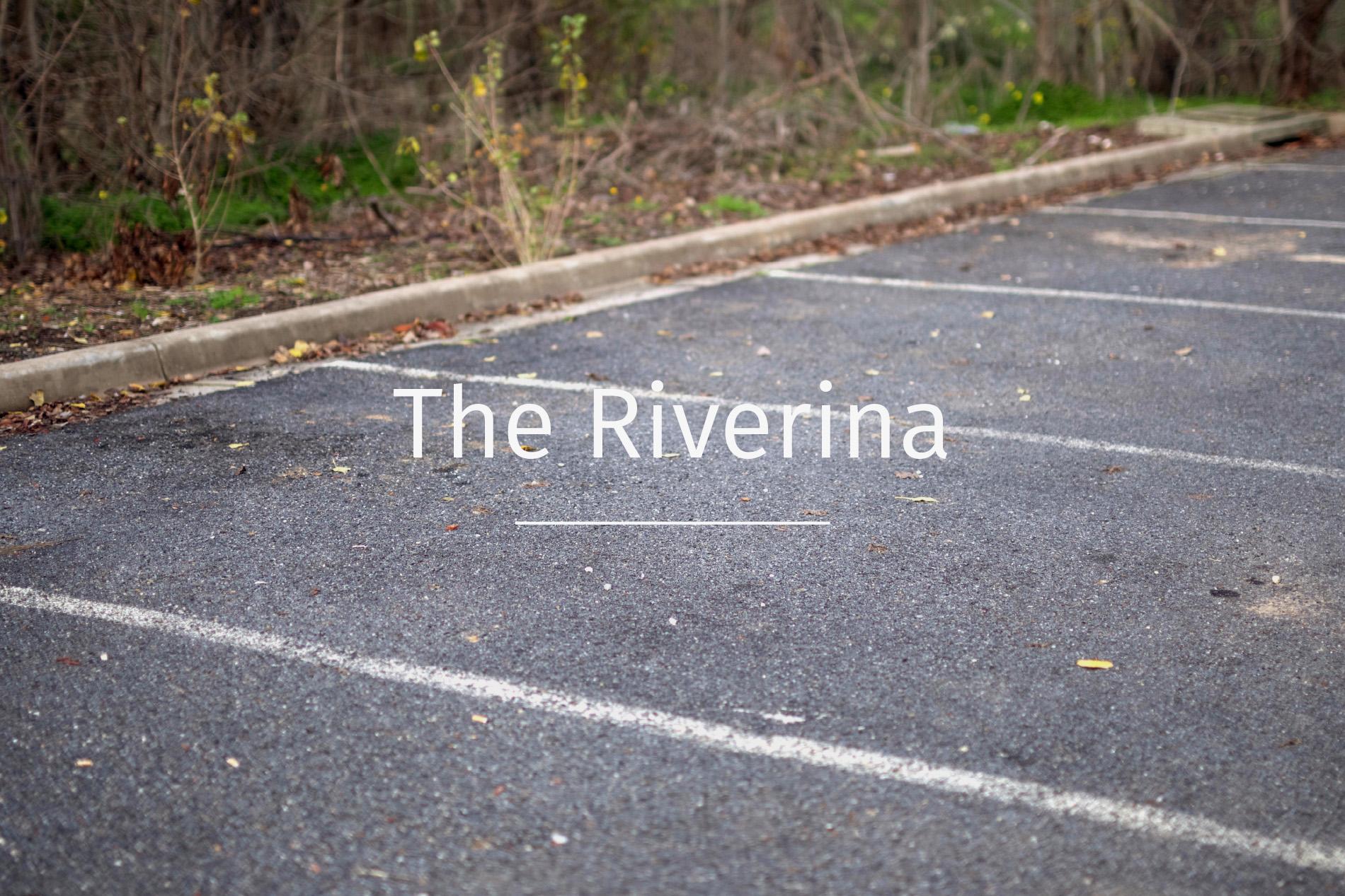 The riverina