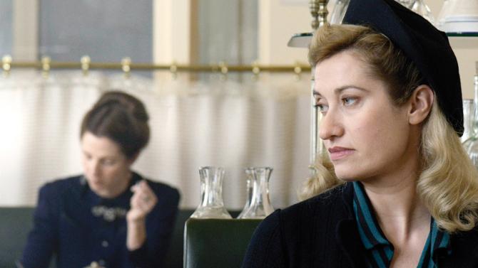 Violette (2013):Sandrine Kiberlain and Emmanuelle Devos.