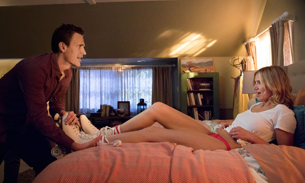 Sex Tape (2014): Jason Segel and Cameron Diaz. I spared you even worse preview images, trust me.