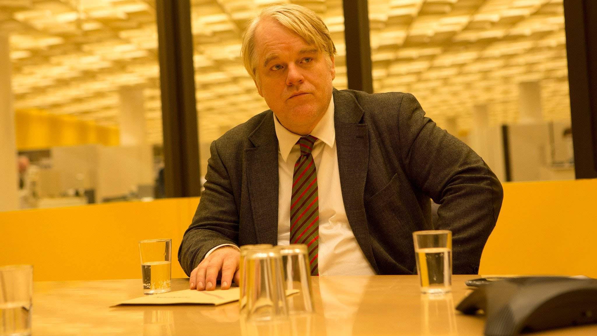 A Most Wanted Man  (2014): Philip Seymour Hoffman.