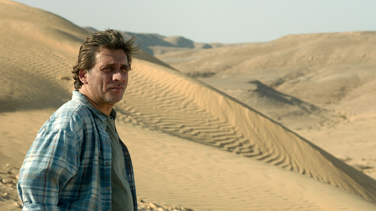 La Dune (2014): Lior Ashkenazi.