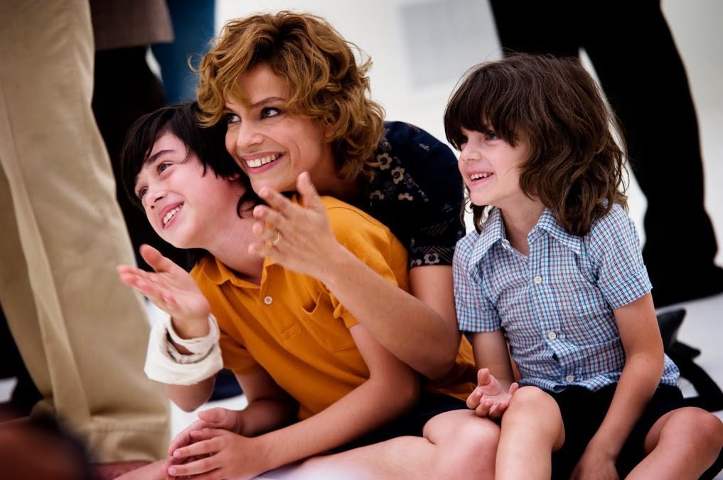 Those Happy Years (2013): Samuel Garofalo,  Micaela Ramazzotti, and Niccolò Calvagna.