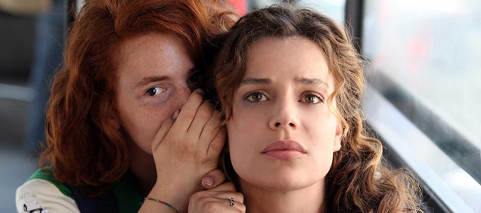 Darker Than Midnight (2014): Davide Capone, Micaela Ramazzotti.