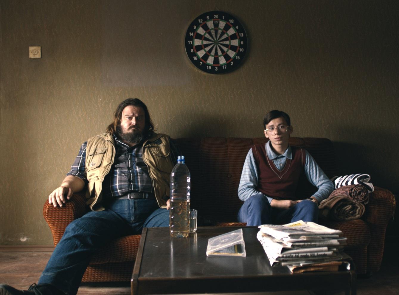 Zoran, My Nephew the Idiot  (2013): Giuseppe Battiston andRok Prasnikar.