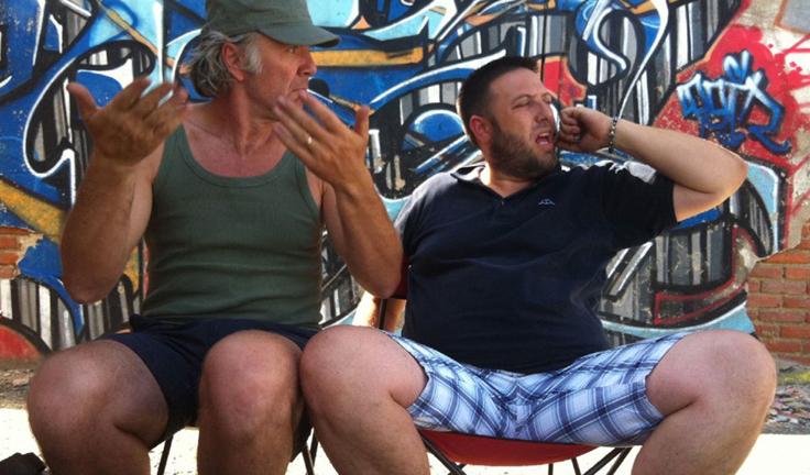 TIR  (2013): Branko Zavrsan and Lucka Pockaj.