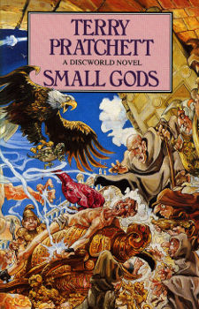 Small Gods  (1992) by Terry Pratchett