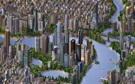 Simcity 4 Deluxe Edition  (2003) by Maxis