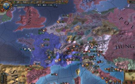 Europa Universalis 4  (2013) by Paradox Development Studio