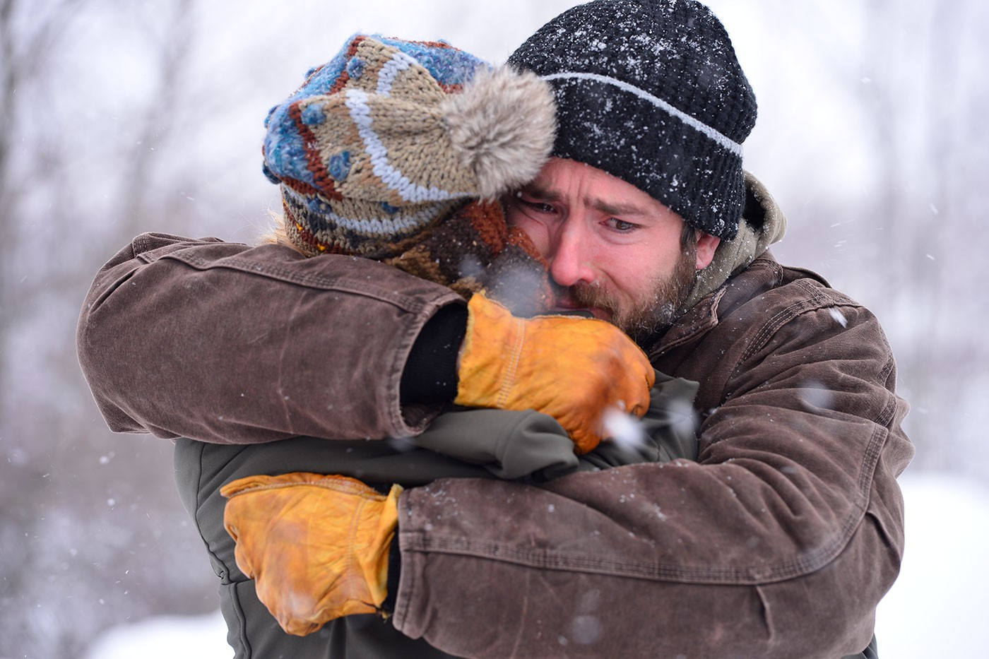 The Captive  (2014): Ryan Reynolds.