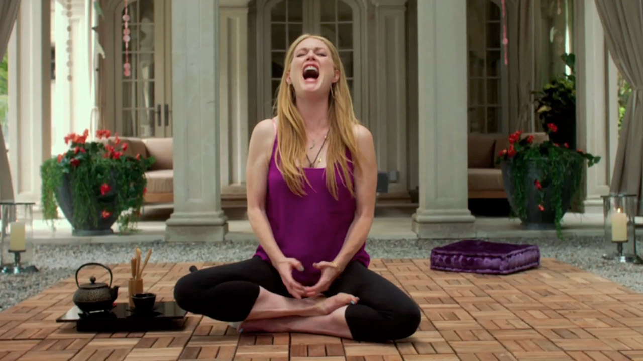 Maps to the Stars  (2014):  Julianne Moore.