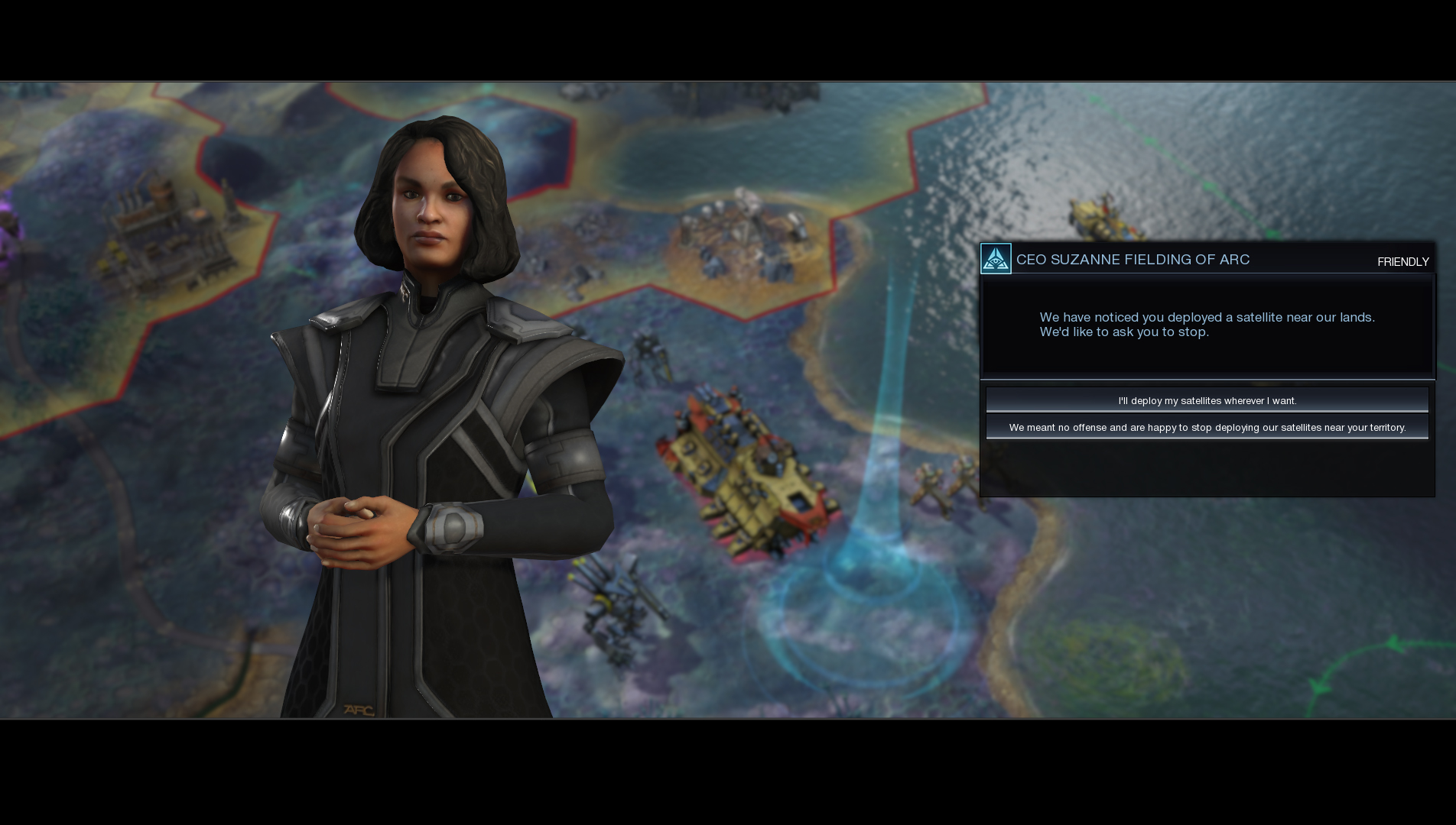 Civilization: Beyond Earth.