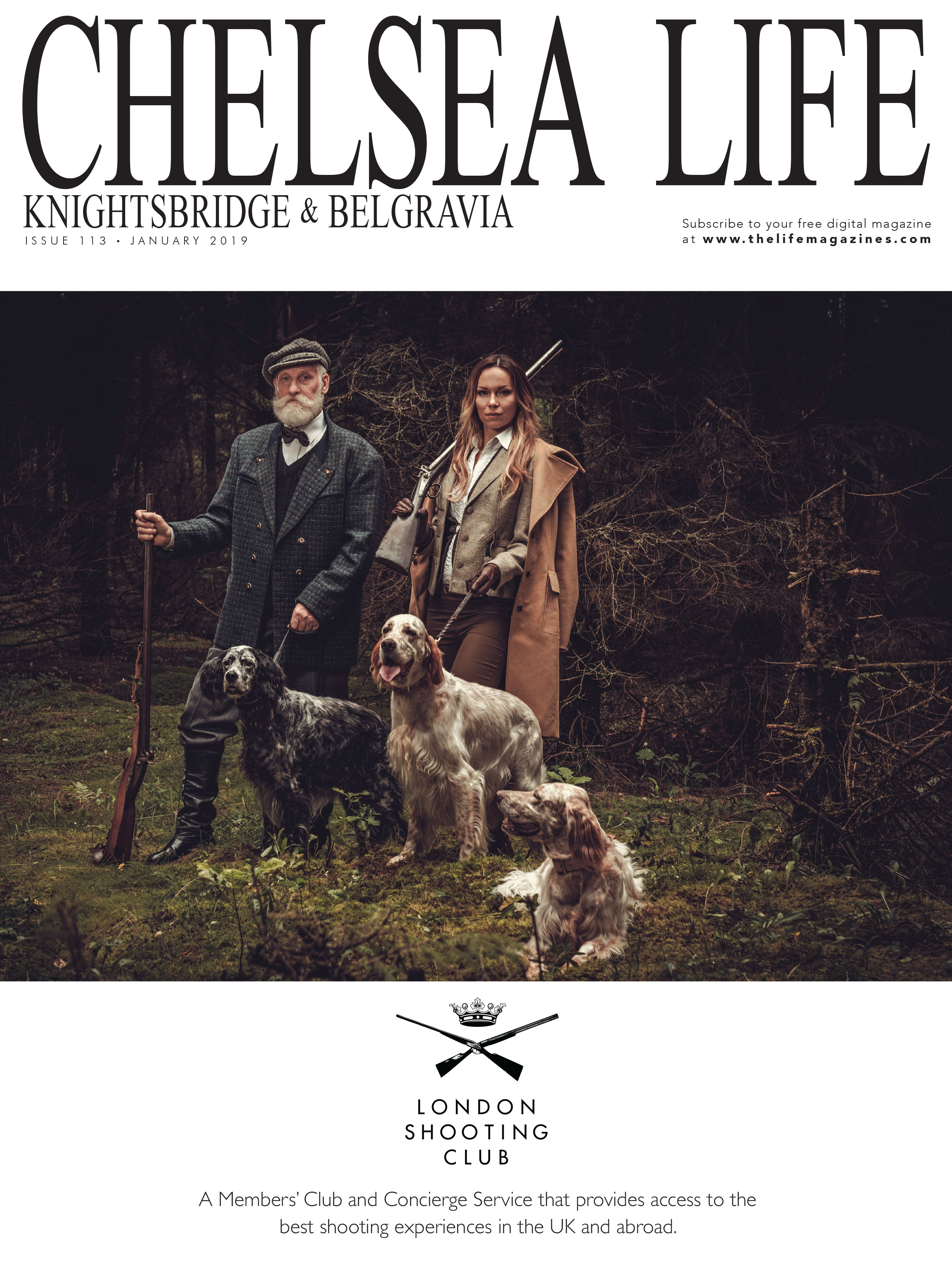 London Life Magazine - January 2019 issue