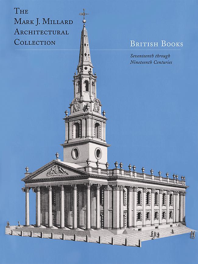 Mark J. Millard Architectural Collection (Vol. 2) British Books