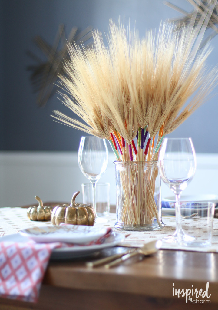 Inspired by Charm Tablescape
