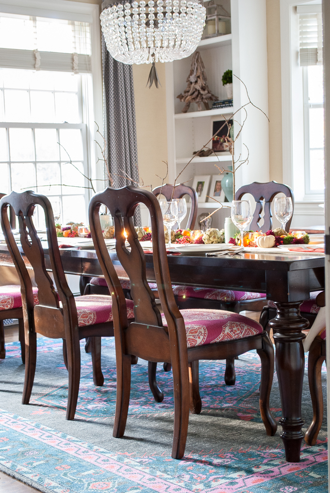 Chronicles of Home Tablescape