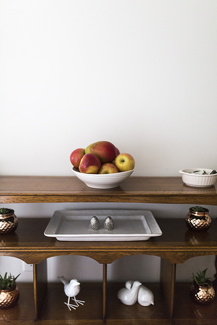 Decorate with Fruit-Bowl of Apples