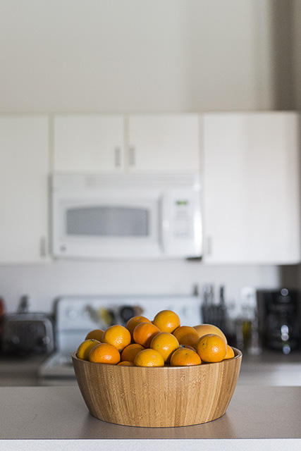 Decorate with Fruit-Bowl of Oranges