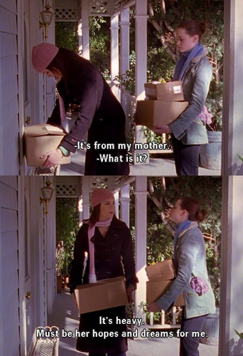 Whitney Donáe- 3 Things I'm Loving Right Now: The Gilmore Girls