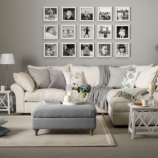 Whitney Donáe - Why This Room Works: Grey and Taupe Living Room